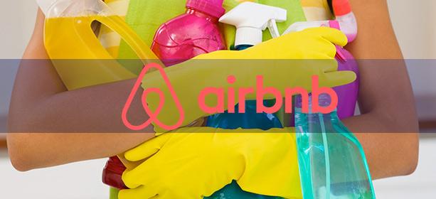 Airbnb takarítás